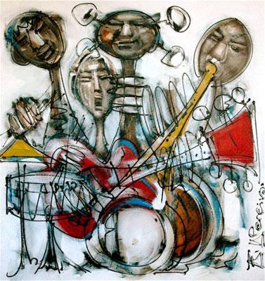 Músicos 04