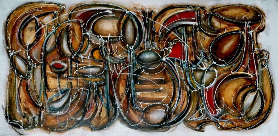 Discurso Abstracto - Genesis