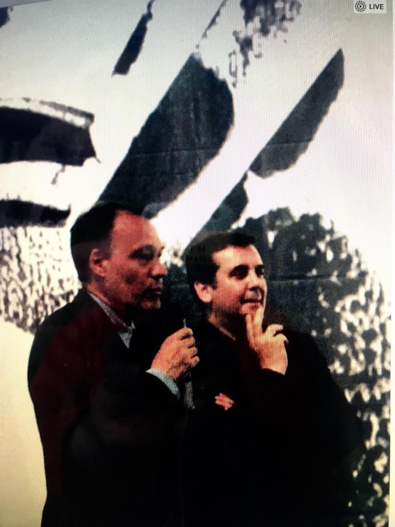Inauguración Exposición Fernando Pereira. Shanghai 2010. Abstract Speech