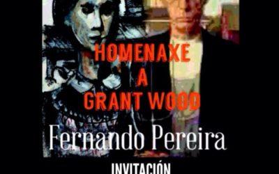 Homenaje a Grant Wood. Fernando Pereira
