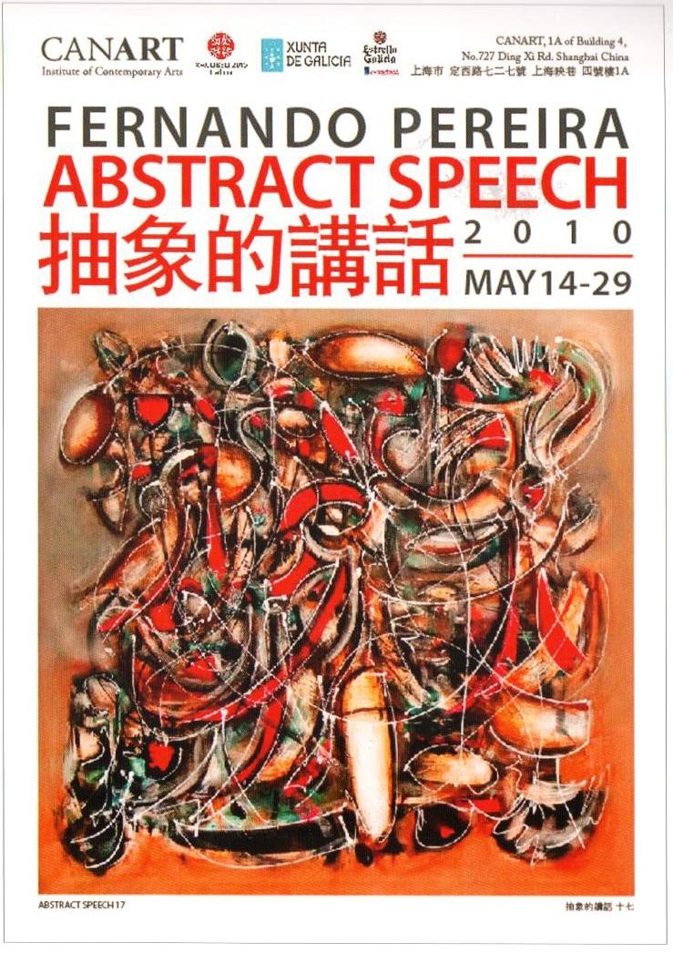 Abstract Speech Shangai